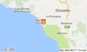 Map Principina a Mare Apartment 108820
