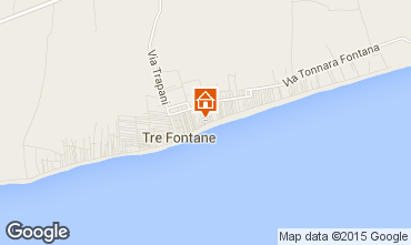 Map Tre Fontane House 49021
