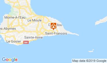 Map Saint Francois Villa 83847