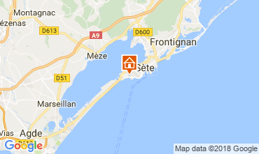 Map Sete Apartment 115346