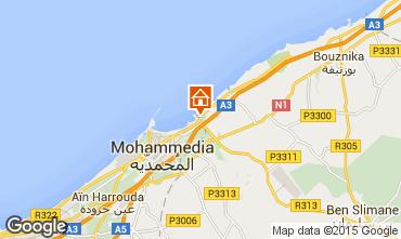 Map Mohammedia Apartment 19417