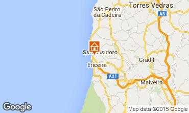 Map Ericeira Apartment 66515