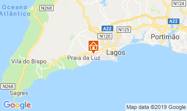 Map Lagos Villa 118844