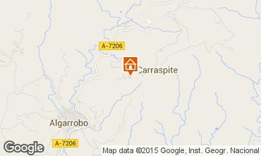Map Sayalonga Villa 93718
