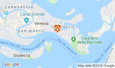 Map Venice Apartment 86011