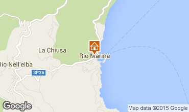 Map Rio Marina Apartment 73249