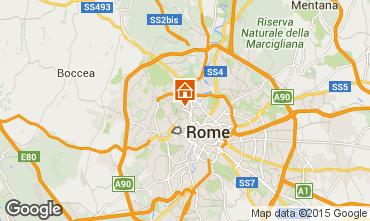 Map Rome Apartment 89779