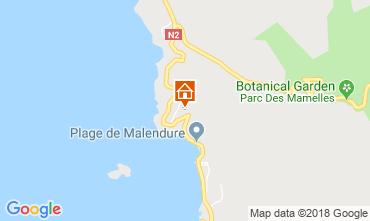 Map Bouillante Vacation rental 29739