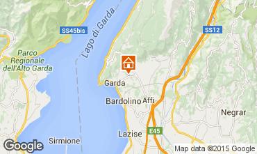 Map Garda Villa 61113