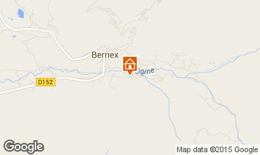 Map Bernex Chalet 4880