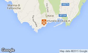 Map Santa Maria di Leuca Apartment 87746
