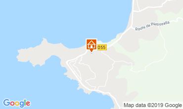 Map Porticcio House 118871