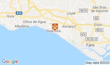 Map Quarteira Apartment 113785