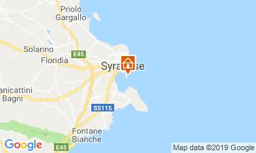 Map Syracuse Apartment 119198