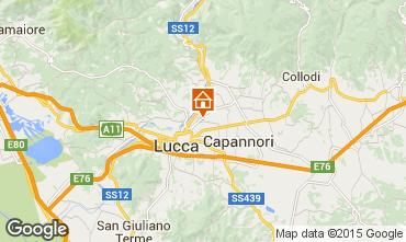Map Lucca Apartment 94290