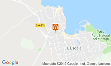 Map L'escala Apartment 118570
