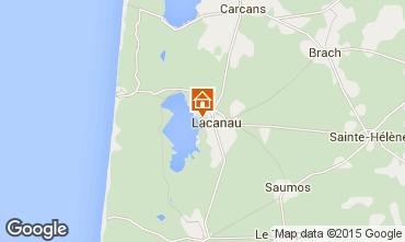 Map Lacanau House 44203