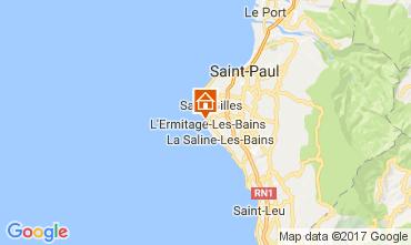 Map Saint Gilles Apartment 109014