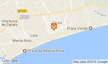 Map Altura Apartment 115348