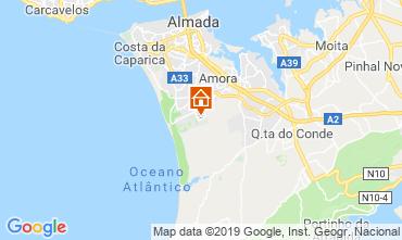 Map Lisbon House 47227