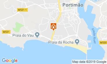 Map Portimão Apartment 118406