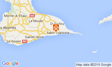 Map Saint Francois Villa 99855