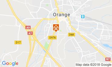 Map Orange Villa 117405