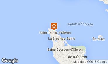 Map Saint Denis d'Ol�ron House 98746