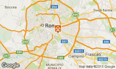 Map Rome Apartment 69902
