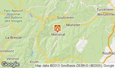 Map Munster Vacation rental 65244
