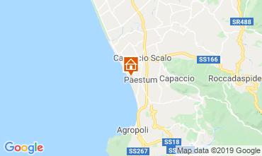 Map Paestum Apartment 41642
