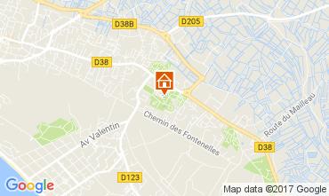 Map Saint Jean de Monts Mobile home 112527