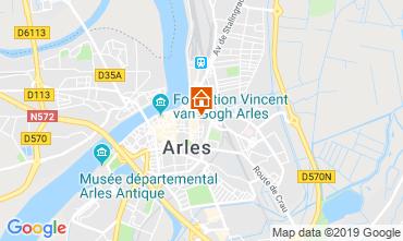 Map Arles House 116355
