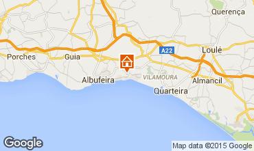 Map Albufeira Villa 57069