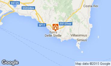 Map Torre delle Stelle Villa 98697