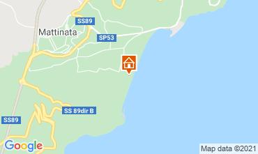 Map Mattinata House 102530