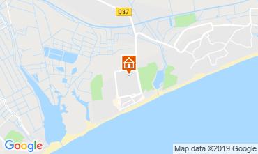 Map Portiragnes House 112386