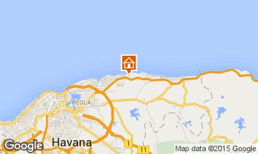 Map Havana Villa 88660