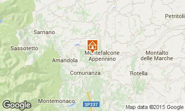Map Fermo Villa 70350