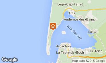 Map Cap Ferret Villa 29456