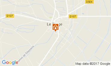 Map Le Porge House 112285