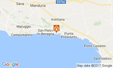 Map San Pietro in Bevagna Villa 108970