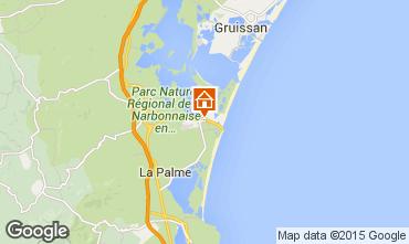 Map Port La Nouvelle House 54916