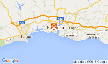 Map Praia da Rocha Apartment 96529