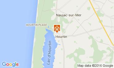 Map Hourtin House 52322