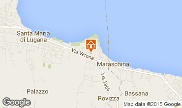 Map Sirmione Apartment 74903
