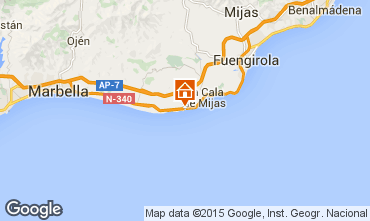 Map Marbella Apartment 9617