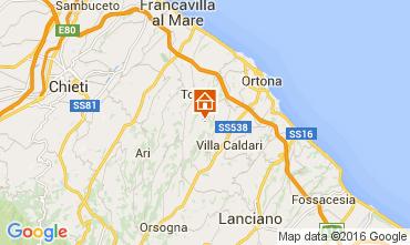 Map Ortona House 84580