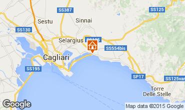 Map Quartu Sant'Elena Villa 28021
