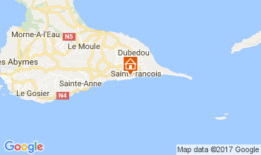 Map Saint Francois Villa 111533